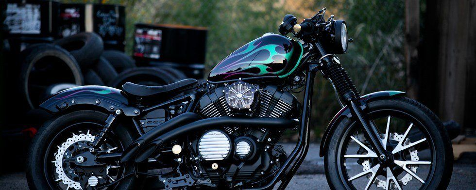Custom Yamaha Bolt